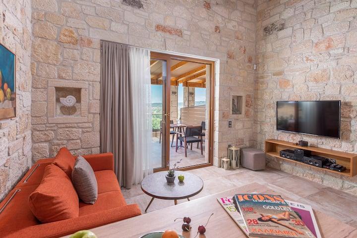 Duplex Suite Side Sea View | Mint Retreat Suites
