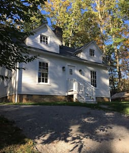 Historic Farmhouse on Nature Preserve