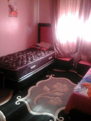Chamber pour 2 personnes - Marrakesh - Appartement