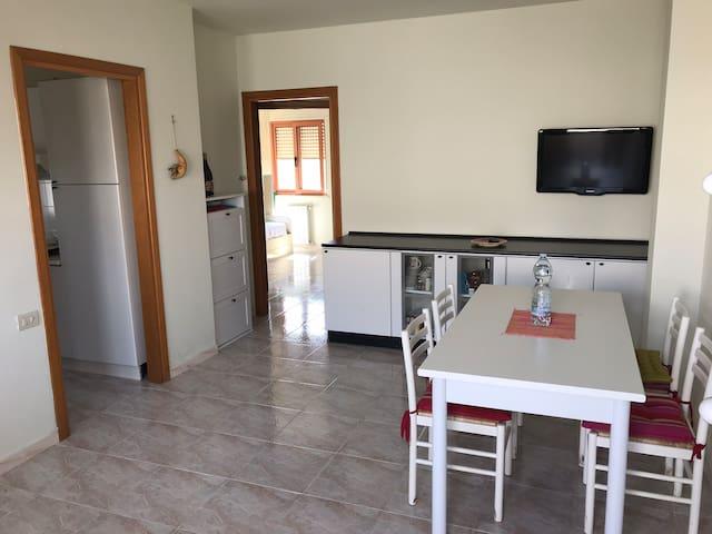 Appartamento privato a pochi passi dal mare