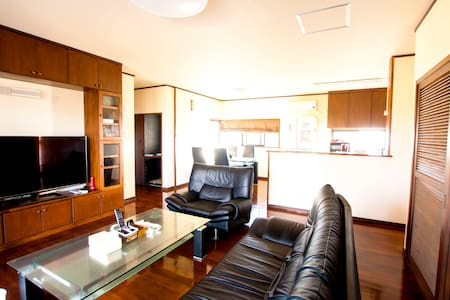 100㎡ vacation house Max8ppl, Near Beautiful Beach! - Nakijin