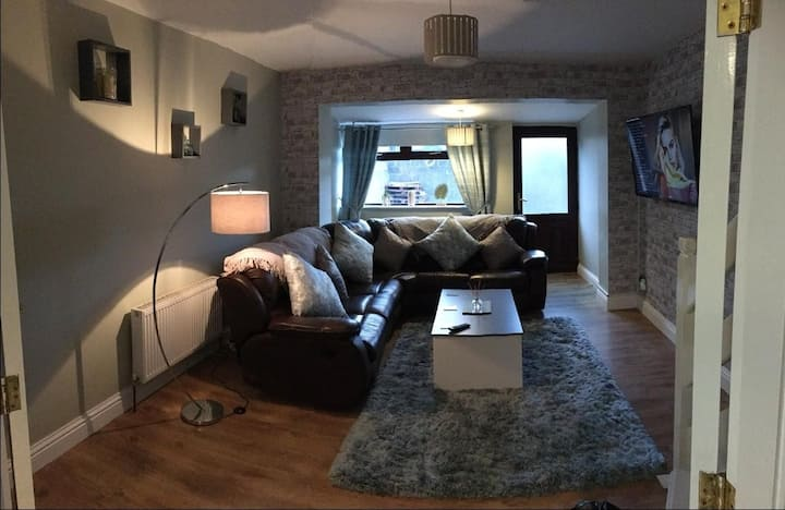 **Galway City Modern House**