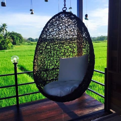 Sanklang Villa - Sankampheang - Dom