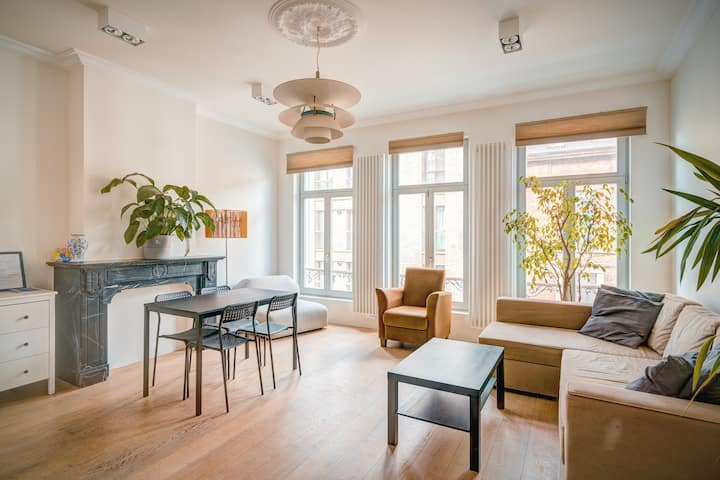 Greenplace Lodge Apartment in Heart of Antwerp S3