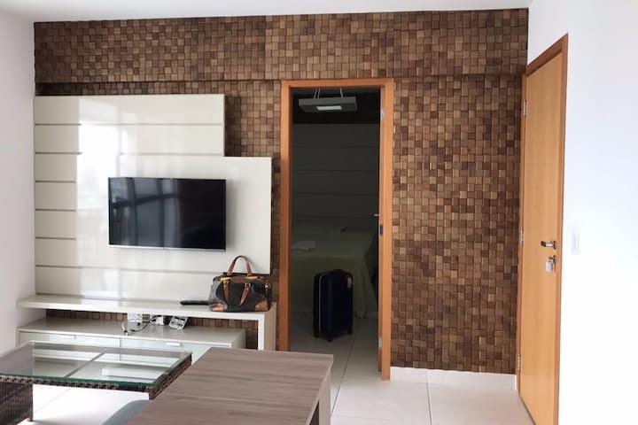 Apartamento lindo, decorado e perfeita localização