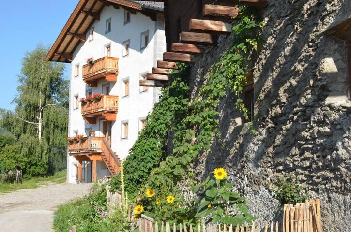 Kollreider Hof in den Lienzer Dolomiten - Kollreid - Dům