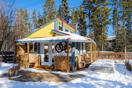 Yukon Cabin In The City