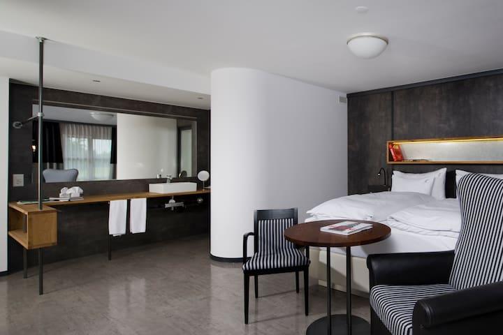 Lifestyle Deluxehotelzimmer, 35m2,  ZH-Regensdorf
