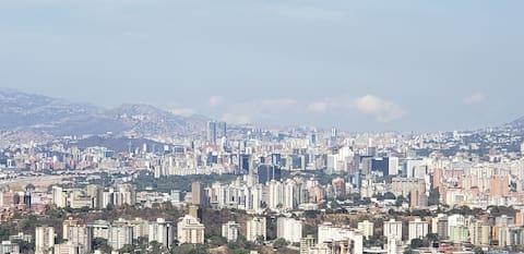 The Best View of Caracas, Venezuela