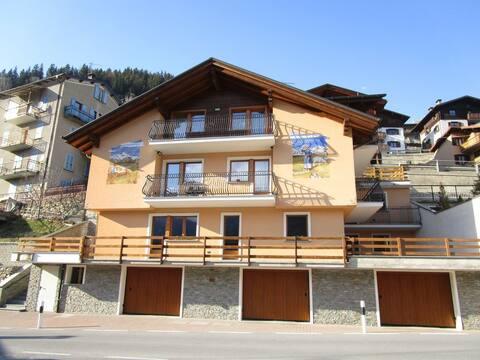 Mezzogiorno sulle Alpi appartamento