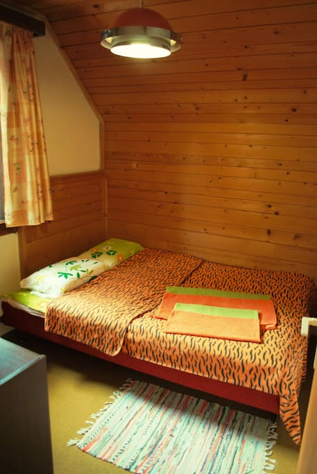 The room is smallest and the loveliest (1 1/2-bed (140 sm)
