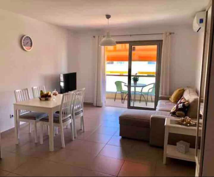 Apartamento luminoso, cómodo y céntrico, Alcalá