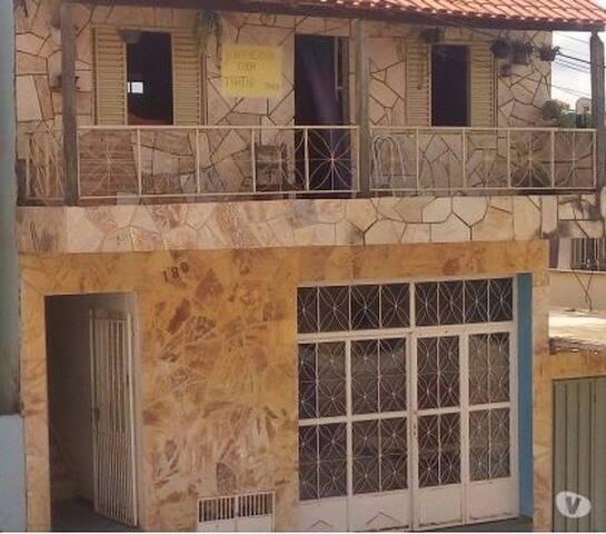 Casa com vista panorâmica - São Thomé das Letras - Hus