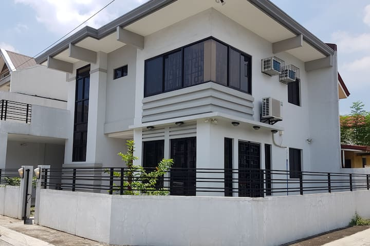 Elegant house in a secure & gated subdivision