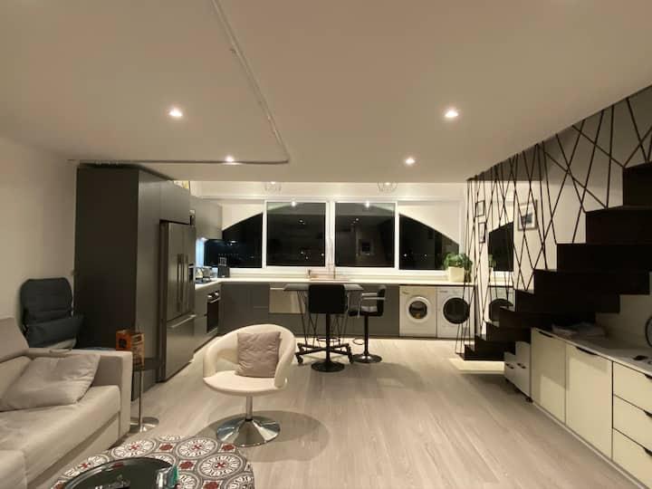 Luxury duplex apartment in Papeete
