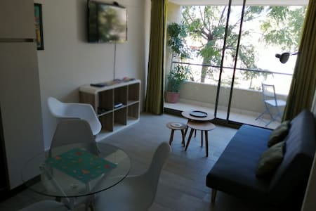 Beautiful apartment, historical centre of Santiago