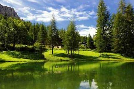Chalet immerso nel verde ideale per il relax - Cortina d'Ampezzo