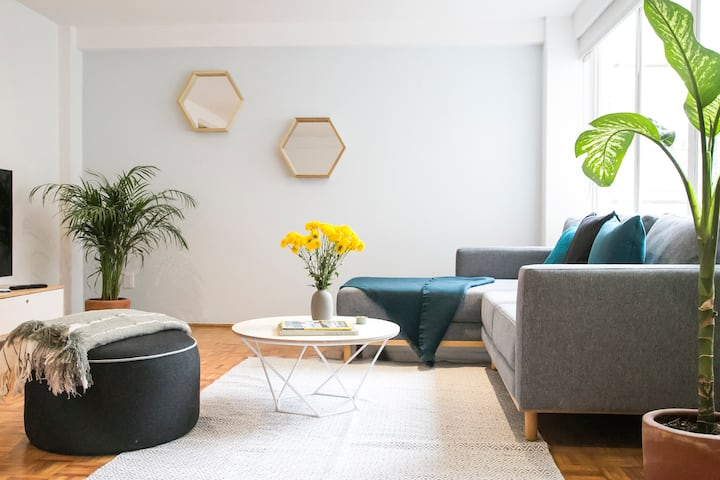 Cozy And Modern Apartment | Reforma |