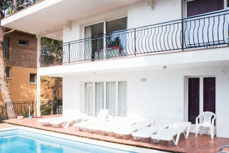 Sea View Villa in quiet pleasant place - Lloret de Mar