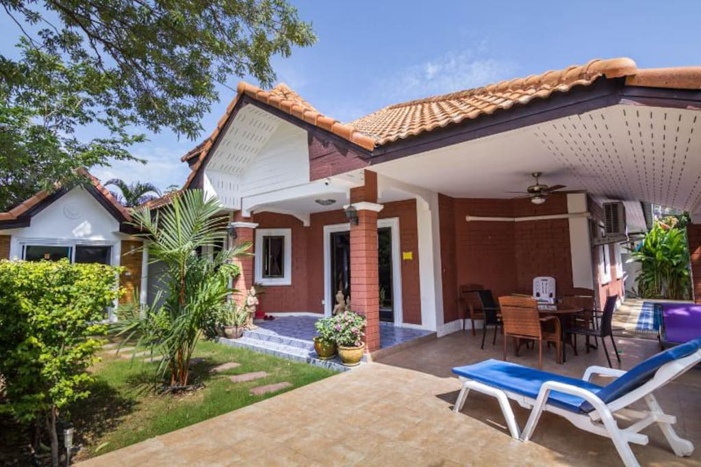 A nice villa in the heart of Pattaya.