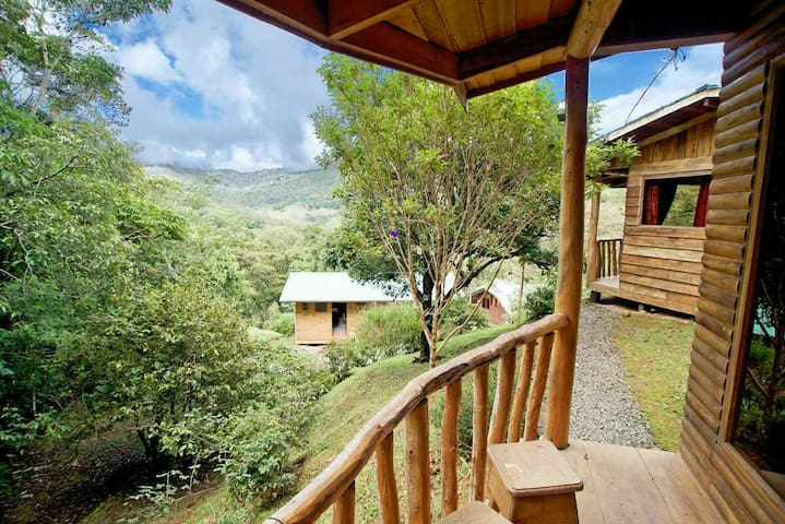 Acogedora Cabaña en la Montaña - Copey - Cabana