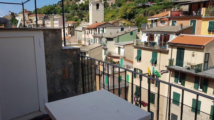 Vento di grecale,Riomaggiore