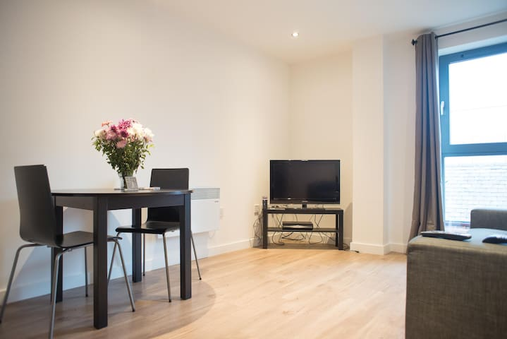 Stylish and Secure place in the heart of the city - Manchester - Apartment