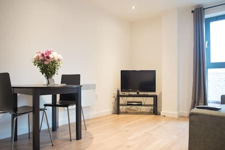 Stylish and Secure place in the heart of the city - Manchester - Flat