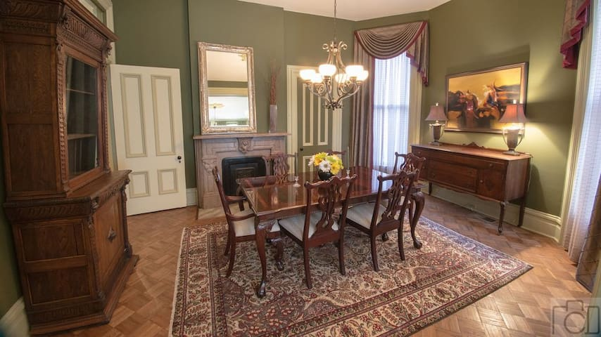 Lafayette Square Luxury and Grace