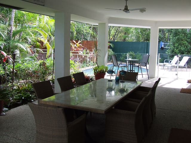 Beautiful Noosa Waters home-Queenbed and ensuite