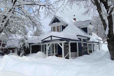 Downtown Revelstoke Heritage Home - Private Suite