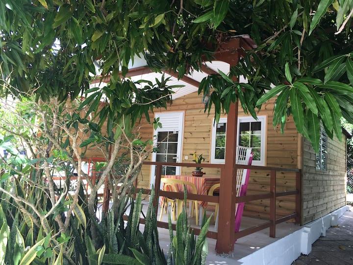 Le bungalow des amis