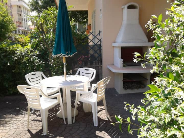 Appartamento mare con Giardino privato