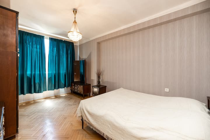 Nice Apartment in Tbilisi  Green & Healthy Area