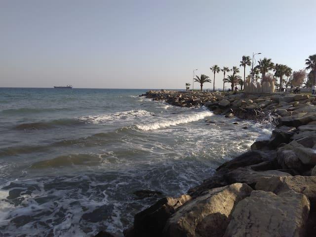 Квартира возле моря_Кипр_Лимассол