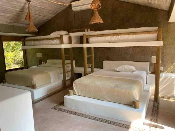 Sea Shell Suite - Cañadas Beach Villa - LIKIN