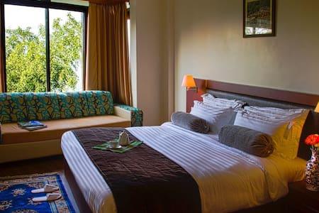 Ida Dechen Villa- Deluxe room - Gangtok