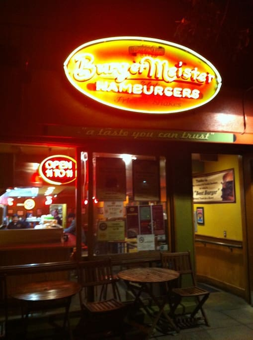 Photo of BurgerMeister in Duboce Triangle