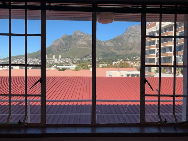 Rise to Table Mountain in the Heart of Cape Town