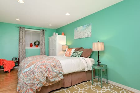 Delightful 2-Bed MIL. PNW living at its best! - Kenmore - บ้าน