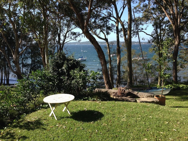 Wangi by the Lake