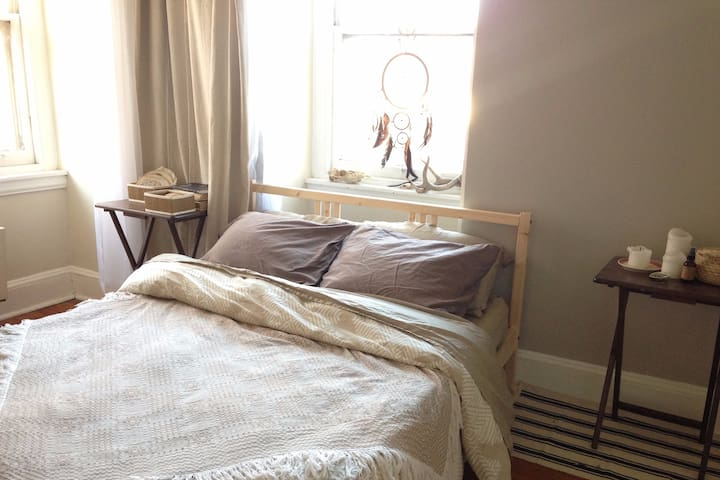 1BR Sublet for West Philly Wanderer