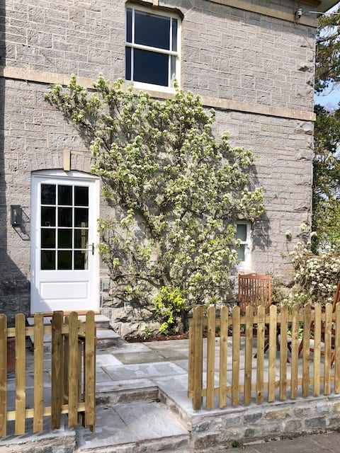 Spacious two bed annexe in delightful grounds