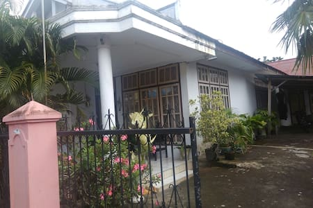 Fikri Home Stay - Ternate - Maison