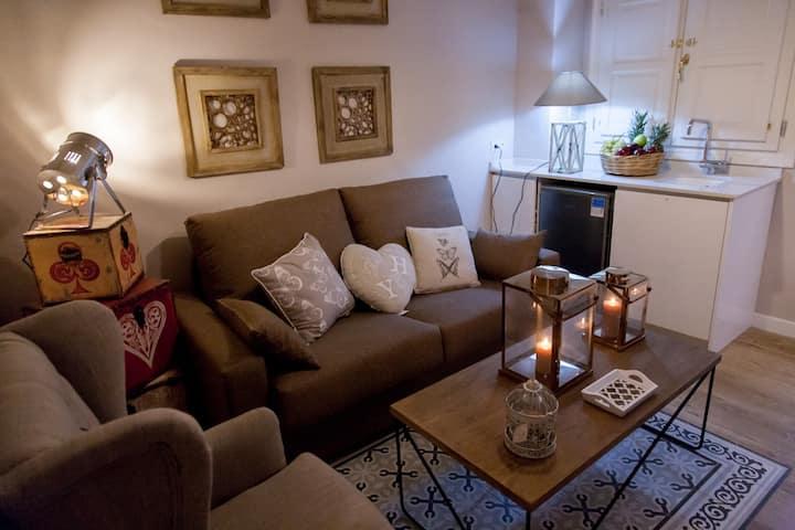 Apartamento Luxury AZUCENA