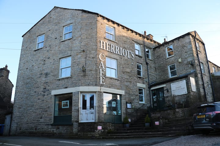 Herriot's in Hawes 4 * Bed and Breakfast Twin room