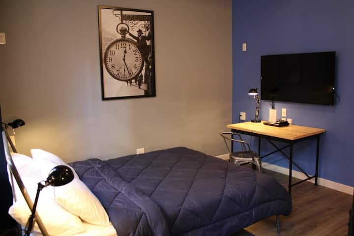 Apple Hostels Philadelphia Family Room