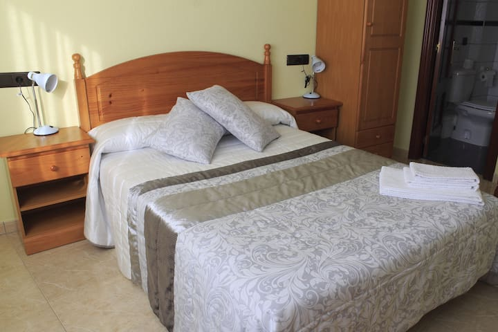 Double bedroom perfect for short stays