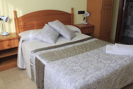 Doppelzimmer perfekt für kurzen Aufenthalten