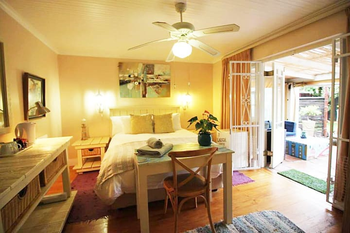 """Guest House, our """" BEACH ROOM"""""""